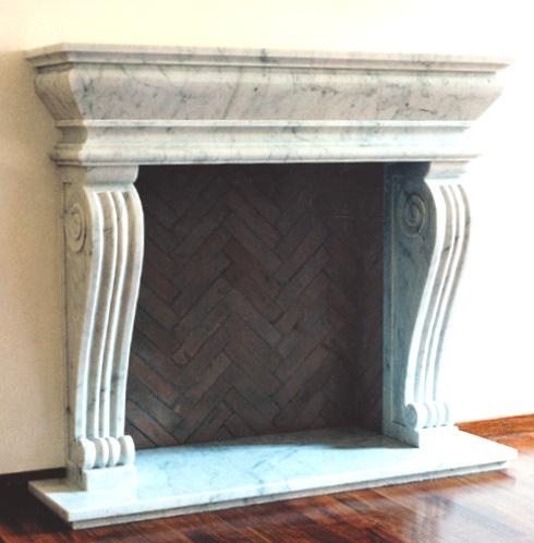 rivestimento camino in marmo : 490 x 498 jpeg 87kB, Camino in pietra Camino in marmo rivestimento per ...